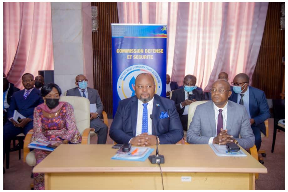 Assemblée nationale : Devant la commission Défense et Sécurité, Aimé Boji éclaire les élus nationaux sur les aspects financiers de l'état de siège