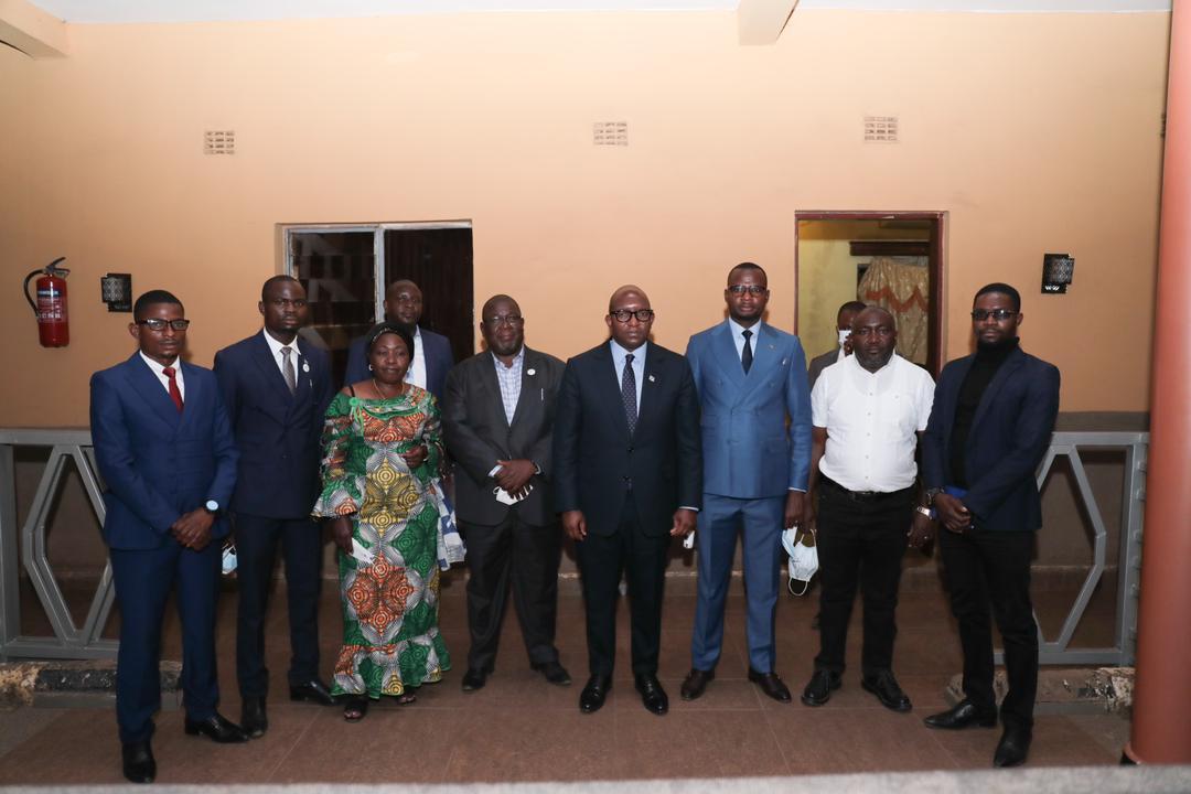 RDC/Primature : Le Premier Ministre Jean-MichelSama Lukonde a honoré l'association socioculturelle SEMPYA
