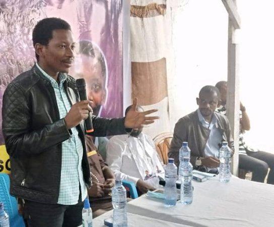 Kinshasa : Sur appui du Président Mboso, Blanchard Dikambi sensibilise les jeunes de Masina sur les méfaits de la drogue Bombé