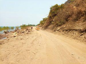 Sud-Kivu : évolution des travaux de réhabilitation du tronçon routier Pemba sur la RN5