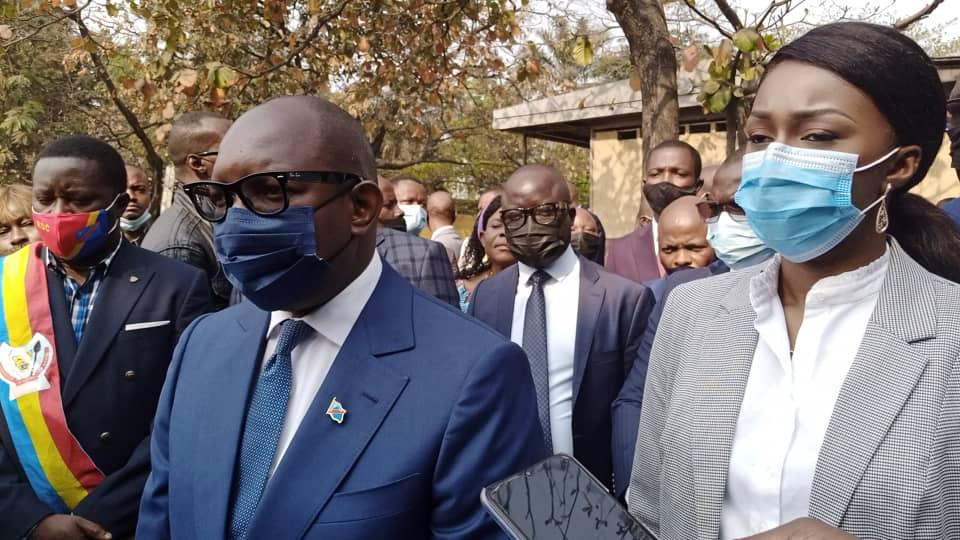 RDC/EPST : Le Premier Ministre Sama Lukonde a lancé les épreuves de l' Examen d'Etat édition 2020-2021 ce lundi à l'Institut Lumumba de Limete