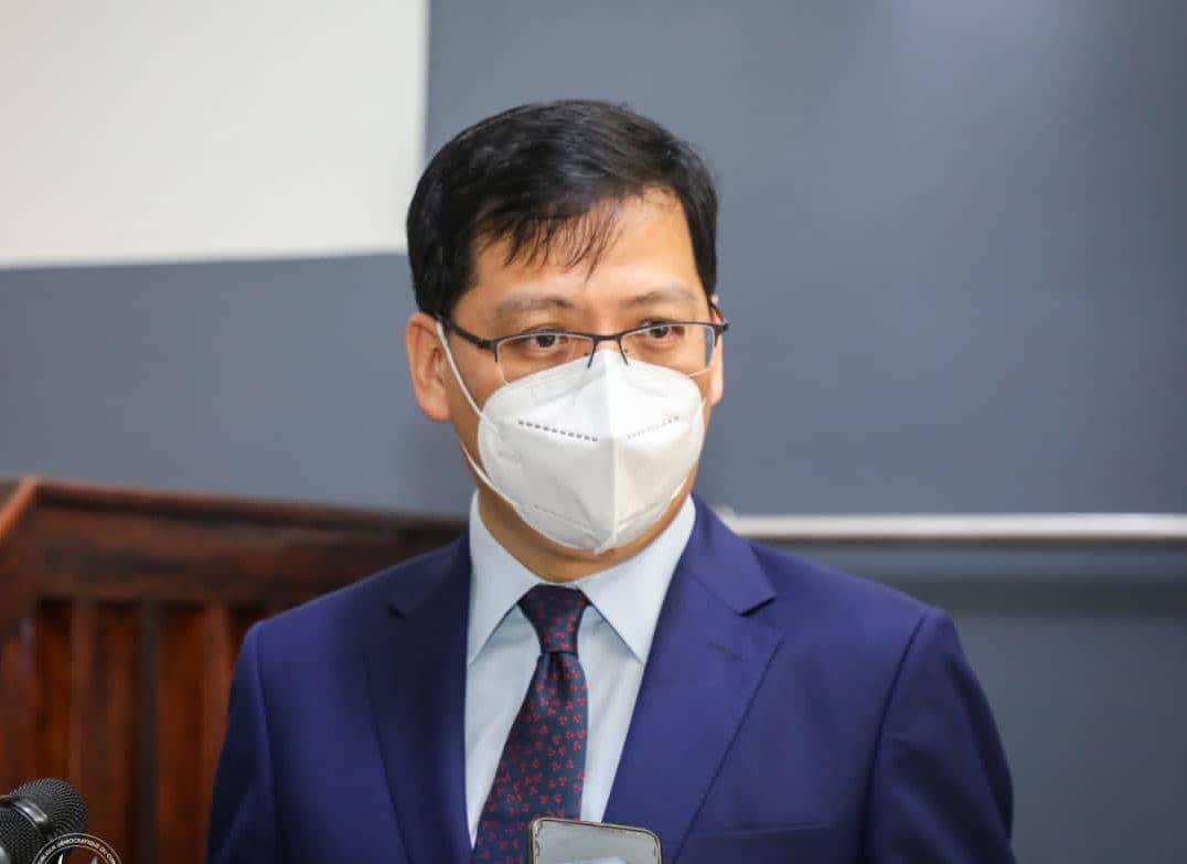 Coopération : l'Ambassadeur Zhu Jing exhorte les entreprises chinoises du secteur minier à se conformer aux lois et règlements minier de la République Démocratique du Congo