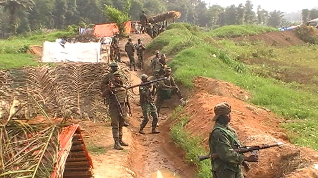 RDC-Beni : deux officiers tués par un soldat ivre à Mutwanga