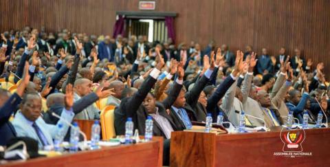 RDC/CENI : Mboso annonce une plenière pour l'enterinement de Dénis Kadima et son équipe
