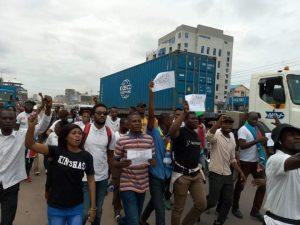 Kinshasa : La marche anti RAM reportée à une date ultérieure, son initiateur le journaliste Diego KAYIBA tombe mystérieusement malade