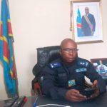 Nord-Kivu : Le colonel ALISA Job Alain élevé au rang de commissaire supérieur principal de la police de la ville de Goma