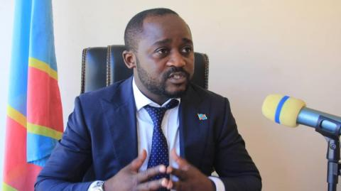 RDC : le Député Amani Kamanda dément les fausses rumeurs sur son soi disant grave accident