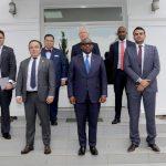 Primature : Sama Lukonde a reçu une délégation de la firme de téléphonie mobile Africell désireuse d'étendre son réseau en RDC